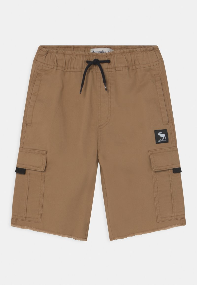 Abercrombie & Fitch - UTILITY  - Shorts - light brown