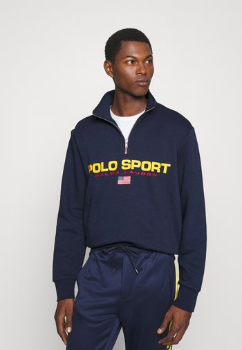 SPORT - Sweatshirts - cruise navy