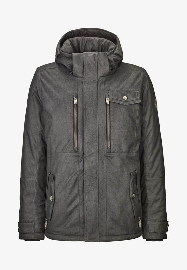 G.I.G.A. DX - PAISANO STRUCTURE - Winter jacket - anthracite