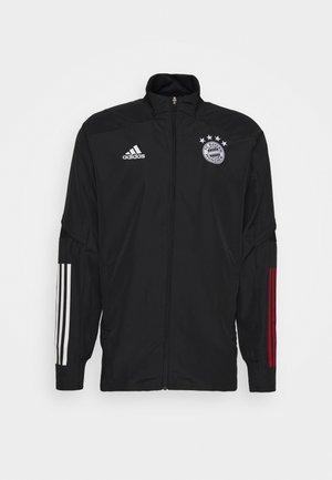 FC BAYERN MÜNCHEN TEAMLINE PRÄSENTATION - Squadra - black