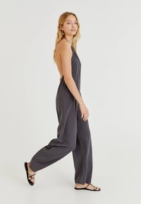 PULL&BEAR - Jumpsuit - grey - 1