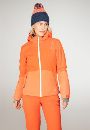 CHICA  - Snowboard jacket - flames