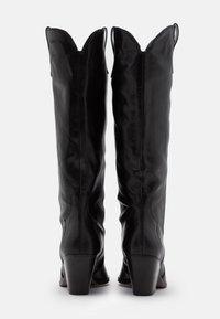 Bianca Di - Cowboy/Biker boots - nero - 3