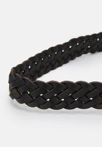 Zign - LEATHER - Belt - black - 2