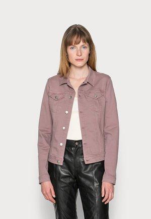 ERNA - Denim jacket - amethyst