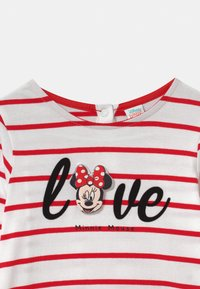 OVS - MINNIE - Long sleeved top - white/red - 2