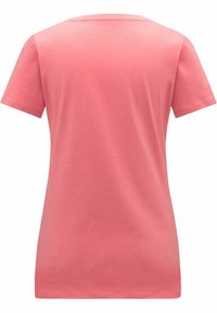 Haglöfs - MIRTH TEE - Print T-shirt - rusty pink/maroon red - 5
