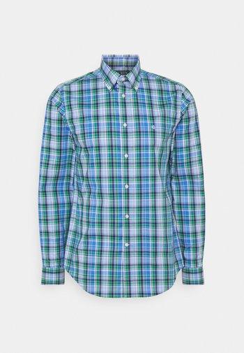 LONG SLEEVE - Formální košile - green