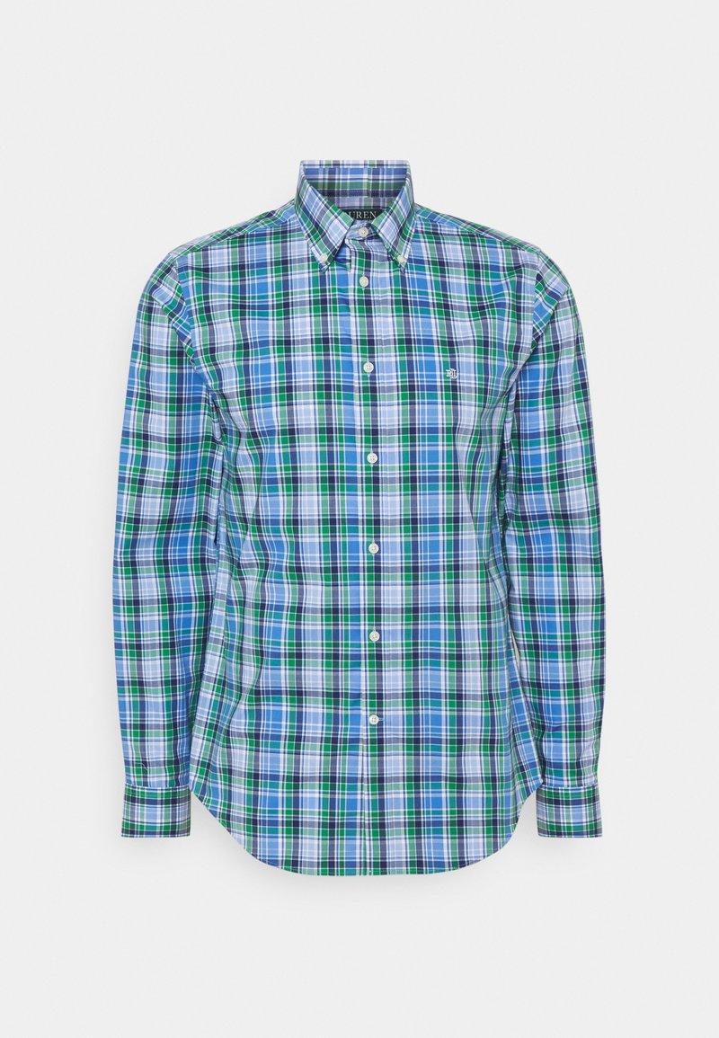 Lauren Ralph Lauren - LONG SLEEVE - Formal shirt - green