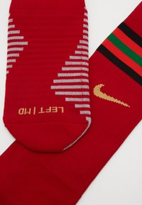 Nike Performance - PORTUGAL - Sports socks - gym red/challenge red/pine green/truly gold - 2