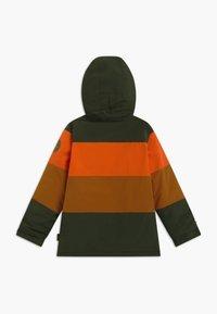 Burton - SYMBOL  - Snowboardová bunda - orangeade - 1
