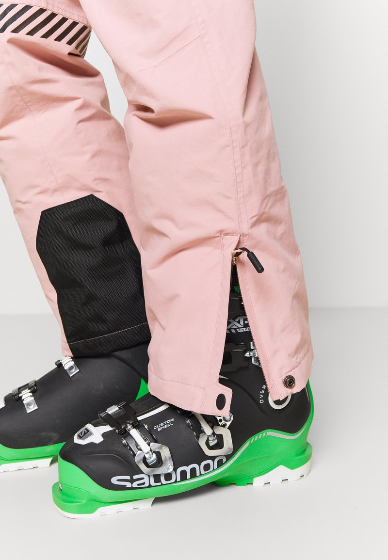 Superdry - FREESTYLE PANT - Schneehose - soft pink