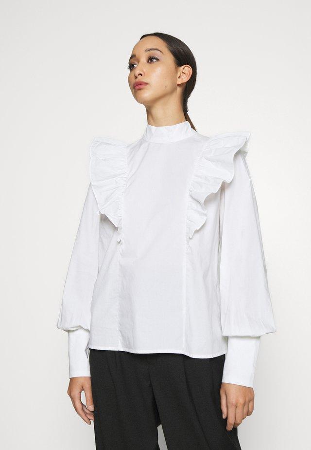 ANNIE - Blouse - white