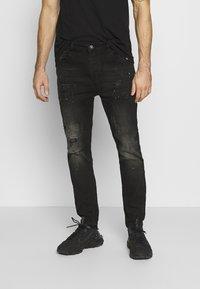 Kings Will Dream - SPACE - Slim fit jeans - black - 0