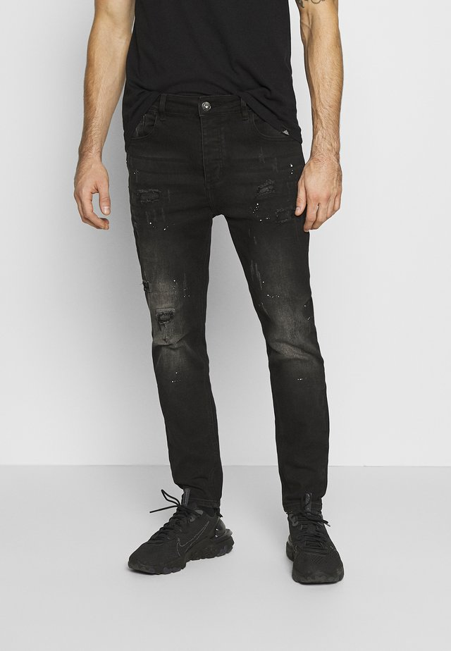 SPACE - Jeans slim fit - black