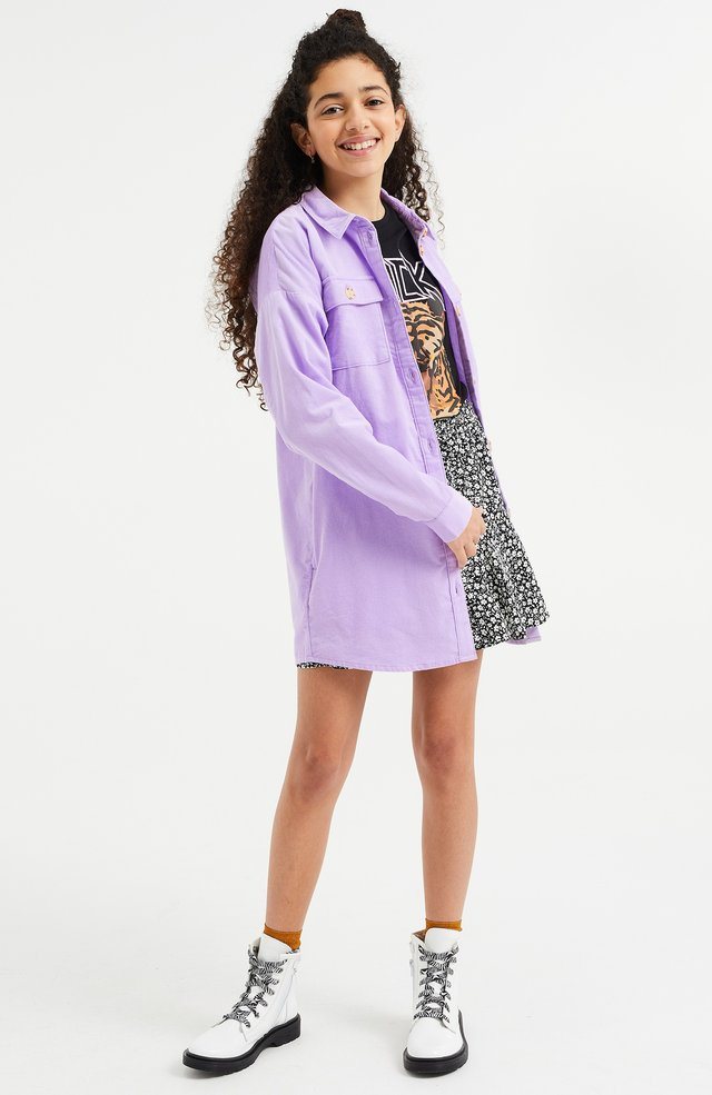 CORDUROY - Overhemdblouse - lilac