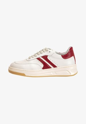 Sneakers - off white-red ofr
