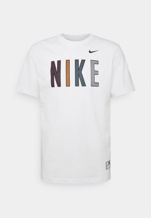 GRAPHIC TEE - T-shirt med print - summit white