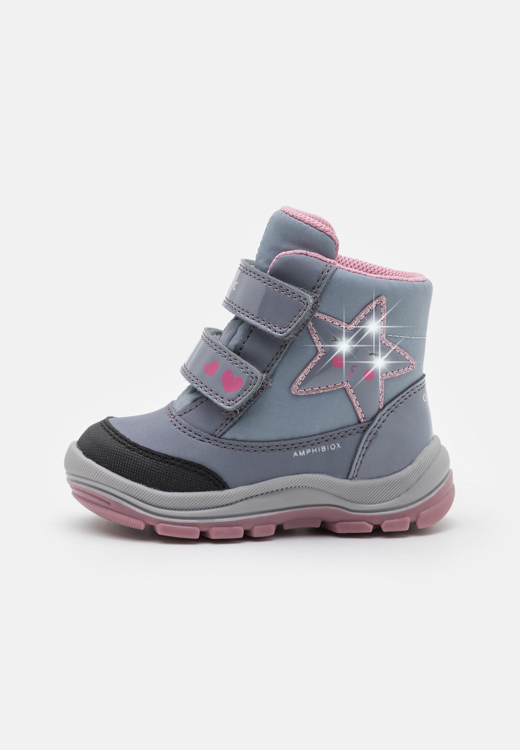 Kids FLANFIL GIRL ABX - Winter boots