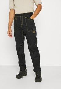 La Sportiva - ROOTS PANT  - Kalhoty - black - 0