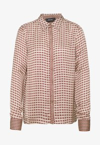 Mos Mosh - TAYLOR RETRO - Button-down blouse - biking red - 0