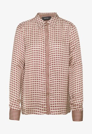 TAYLOR RETRO - Button-down blouse - biking red
