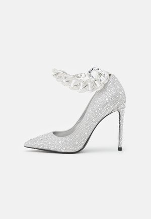 VOIT - Classic heels - silver
