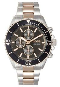 BOSS - OCEAN EDITION - Chronograaf - black/roségold-coloured - 0