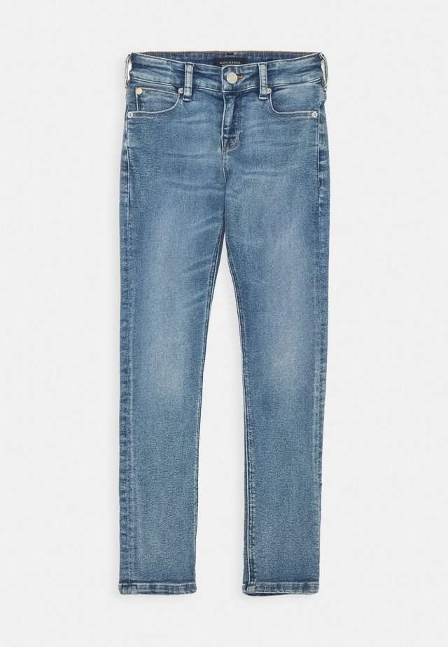 THE TACK - Straight leg jeans - blue denim