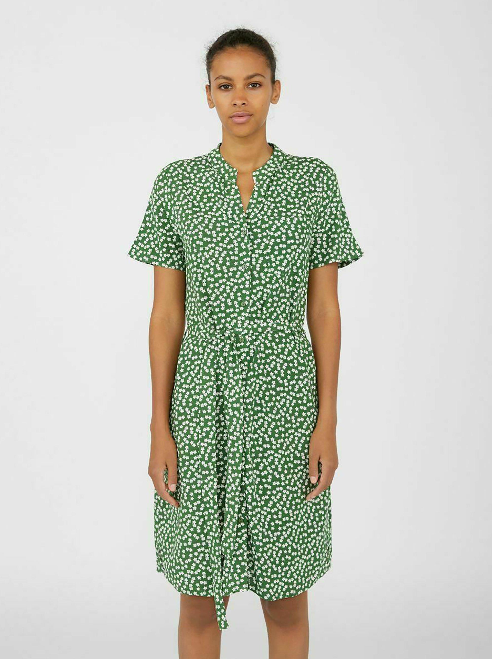 Femme MINIKLEID PRINT - Robe chemise