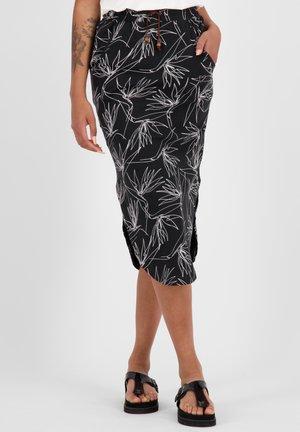 A-line skirt - moonless