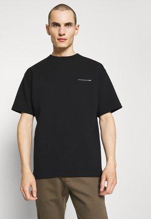 NAT TEE  - T-shirt print - black