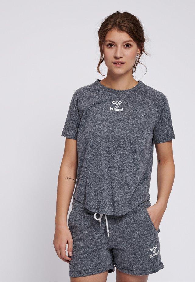 PEYTON  - T-Shirt print - black