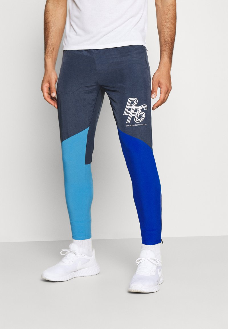 Nike Performance - ELITE WOVEN PANT BLUE RIBBON SPORTS - Pantalones deportivos - thunder blue/game royal/coast/white