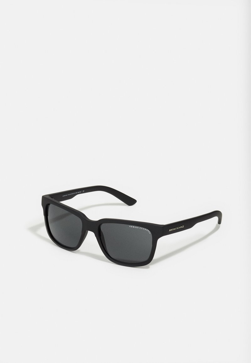 Armani Exchange - Aurinkolasit - matte black