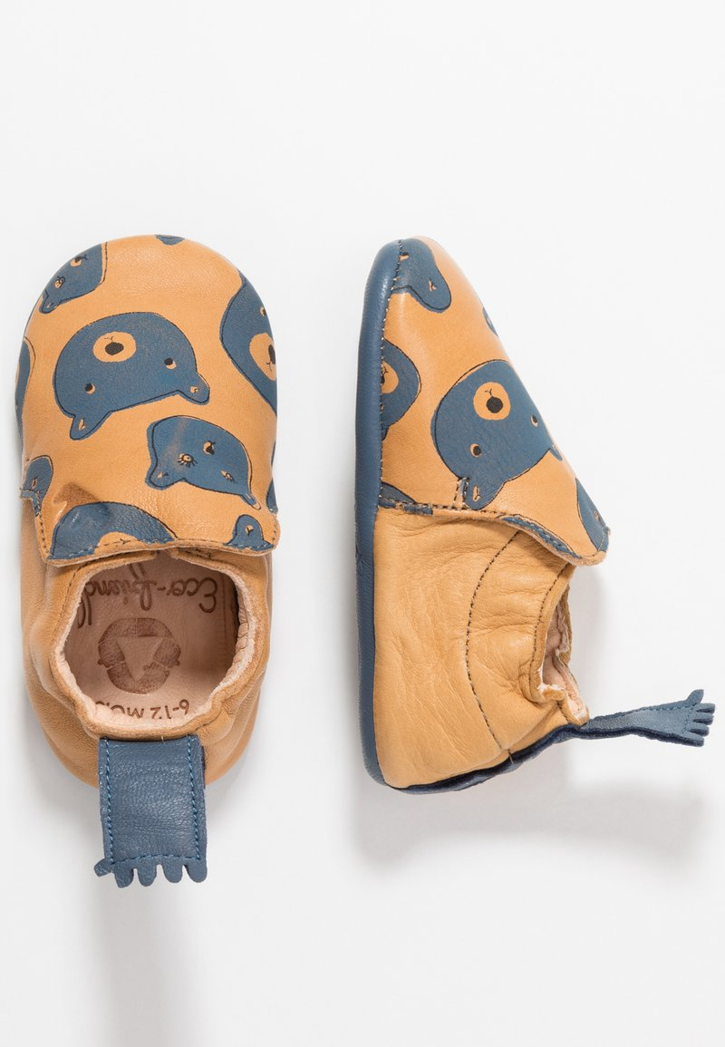 Easy Peasy - BLUMOO OURSON - First shoes - oxi/denim