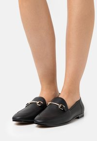 PARFOIS - Slippers - black - 0
