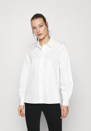 SOPHIE - Button-down blouse - white