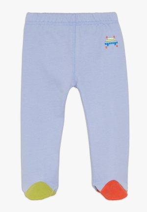 PIXEL BABY - Legíny - blue mauve