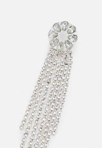 ONLY - ONLDAMAI RHINE EARRING - Earrings - silver-coloured/clear - 2