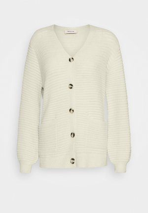 EBBA CARDIGAN - Cardigan - off white