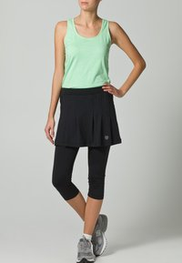 Limited Sports - FANCY - A-line skirt - black - 1