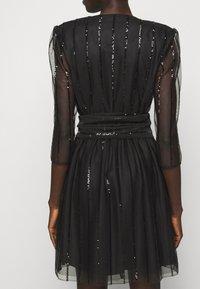 MAX&Co. - PRELUDIO - Cocktail dress / Party dress - black - 4
