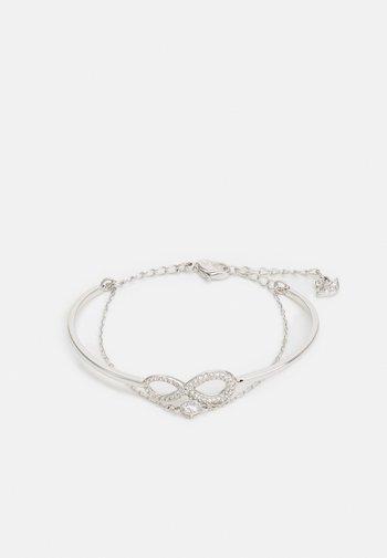 INFINITY BANGLE CHAIN - Rannekoru - silver-coloured