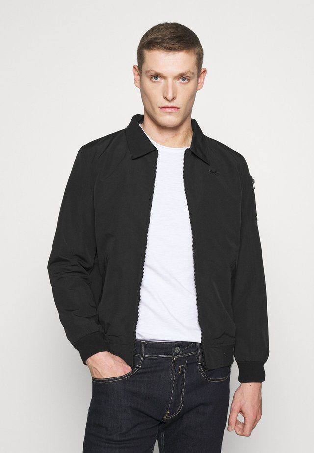 RADARSP - Bomber Jacket - black