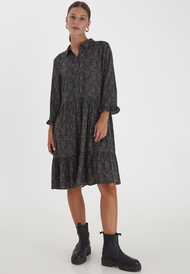 PXBELLA SPECIAL FAIR OFFER - Day dress - black printed