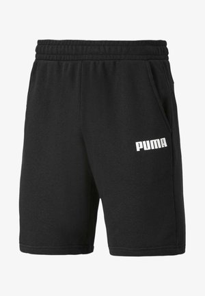 Shorts - cotton black
