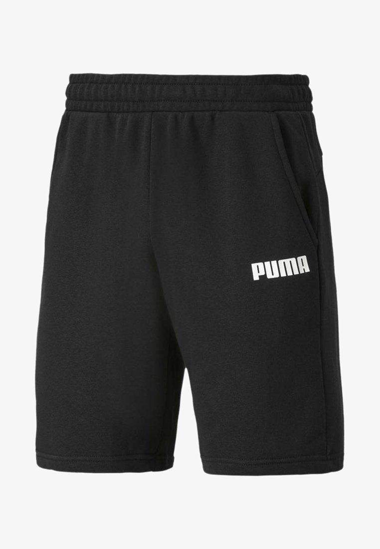 Puma - Shorts - cotton black