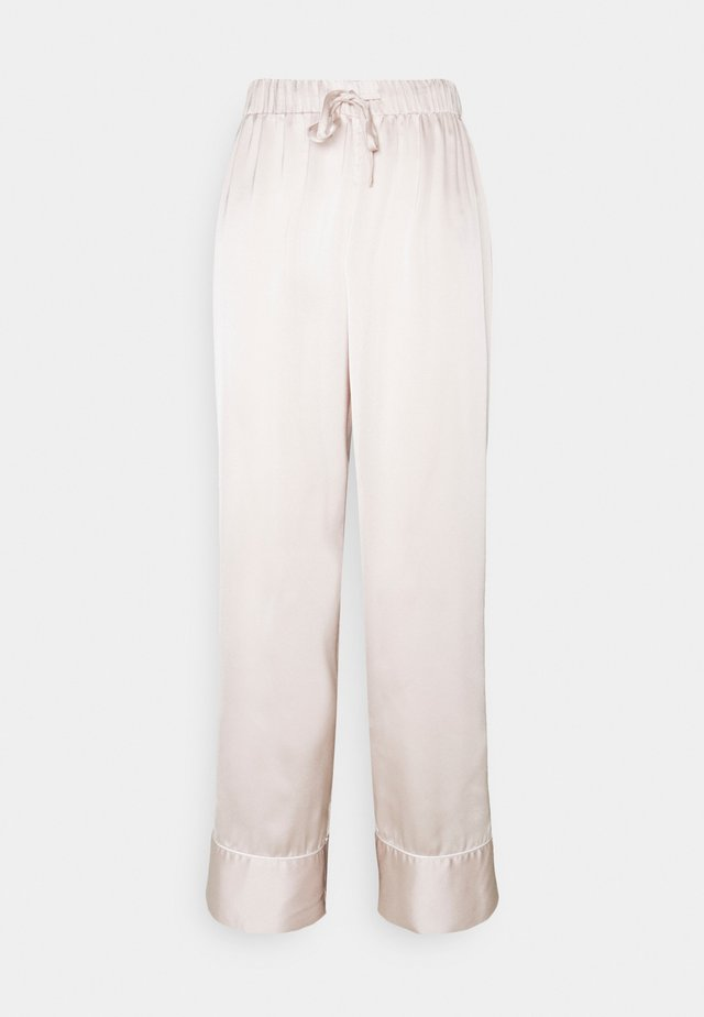 NICOLE PYJAMAS TROUSERS - Pyjamasbukse - gray morn