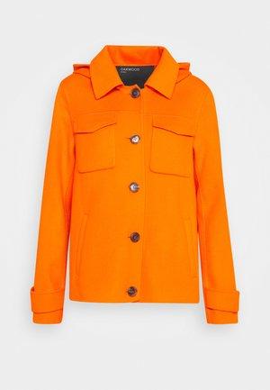 AMALFI - Klasický kabát - orange